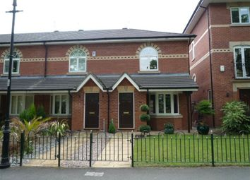 Thumbnail 3 bed terraced house to rent in Pavilion Way, Macclesfield