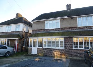 Thumbnail 3 bed semi-detached house for sale in Cliffe Avenue, Hamble, Southampton