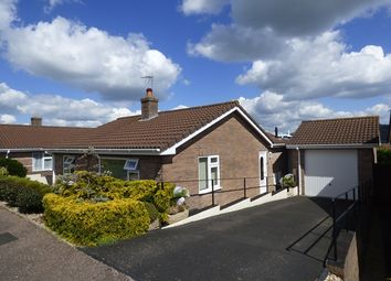 Thumbnail 2 bedroom detached bungalow for sale in Prince Charles Way, Seaton