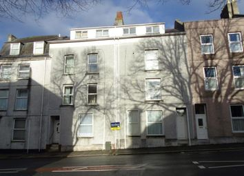 Thumbnail 1 bed flat to rent in Albert Road, Plymouth, Devon