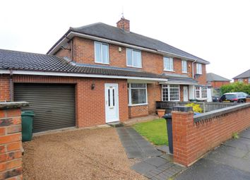 Thumbnail 3 bedroom semi-detached house for sale in Pinewood Avenue, Armthorpe, Doncaster