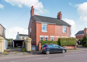 Thumbnail 3 bed semi-detached house for sale in Liverpool Road, Red Street, Newcastle, Staffordshire