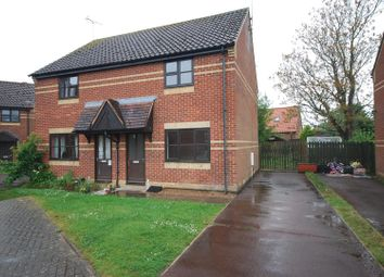 Thumbnail 2 bed semi-detached house to rent in Sandringham Close, Whaplode, Spalding