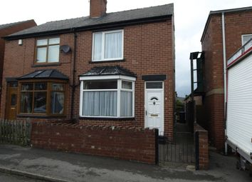 Thumbnail 2 bed semi-detached house for sale in Wentworth Street, Barnsley