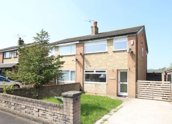 Thumbnail 3 bed semi-detached house for sale in Sturminster Close, Penwortham, Preston