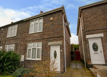 2 bed link-detached house for sale in Coppice Road, Arnold, Nottinghamshire NG5