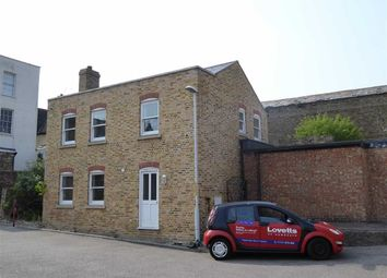 Thumbnail 3 bed cottage for sale in Cavendish Street, Ramsgate, Kent