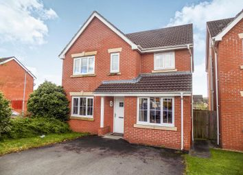 Thumbnail 4 bedroom detached house for sale in Crymlyn Parc, Skewen, Neath, Neath Port Talbot.