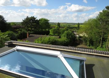 Thumbnail 4 bed town house for sale in Grewcocks Place, Earl Shilton, Leicester