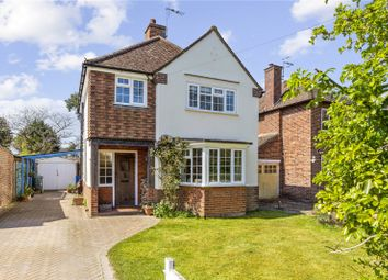 Thumbnail 3 bed detached house for sale in Dovers Green Road, Reigate, Surrey