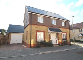 Thumbnail 3 bed detached house to rent in Doyle Close, Havant, Hampshire