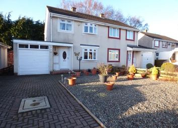 Thumbnail 3 bed semi-detached house for sale in Longthwaite Crescent, Wigton, Cumbria