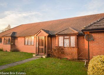 Thumbnail 2 bed terraced bungalow for sale in Willow Bank Close Throckmorton, Pershore