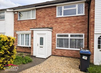 Thumbnail 2 bed town house for sale in Cufflin Close, Ratby, Leicester