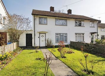 Thumbnail 3 bed semi-detached house for sale in The Birches, Three Bridges, Crawley, West Sussex