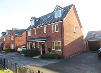 Thumbnail 4 bed semi-detached house for sale in Merton Drive, Derby