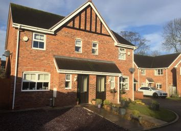 Thumbnail 3 bed semi-detached house for sale in 1 The Orchards, Green Lane, Eccleshall Staffordshire
