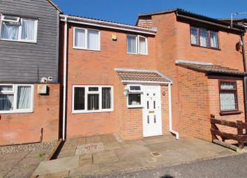 Thumbnail 3 bed terraced house for sale in Rodgers Close, Elstree, Borehamwood