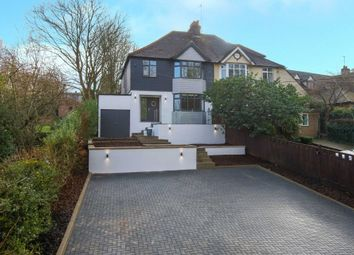 Thumbnail 3 bed semi-detached house for sale in Kings Road, Berkhamsted