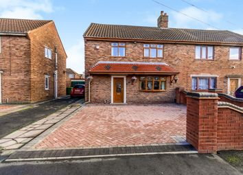 Thumbnail 3 bed semi-detached house for sale in Oliver Crescent, Bilston