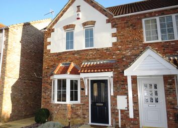 Thumbnail 2 bed semi-detached house to rent in Oatfield Way, Heckington, Sleaford
