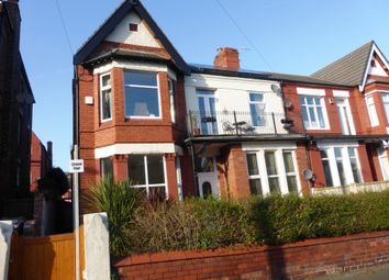 Thumbnail 2 bed flat for sale in Radnor Drive, Wallasey