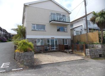 Thumbnail 2 bed flat for sale in Tol Pedn House, Headland Road