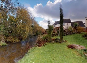 Thumbnail 4 bed detached house for sale in Rosevale Gardens, Luxulyan, Bodmin, Cornwall