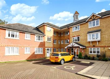 Thumbnail 1 bedroom flat for sale in Hutchings Lodge, High Street, Rickmansworth, Hertfordshire