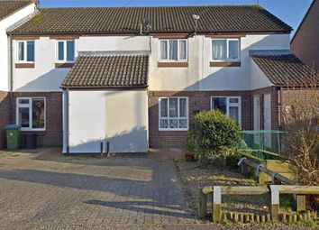 Thumbnail 2 bed terraced house for sale in Goodwood Close, Rustington, West Sussex