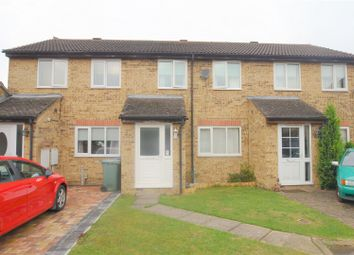 Thumbnail 2 bed terraced house for sale in Manston Close, Bicester