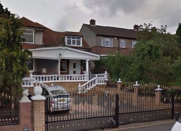 Thumbnail 5 bed semi-detached house for sale in Stoneleigh Road, Clayhall, Ilford