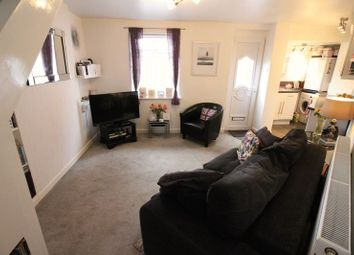 Thumbnail 1 bedroom terraced house for sale in Jubilee Terrace, Leek, Staffordshire