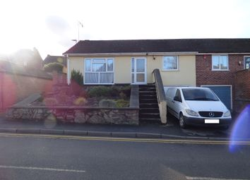 Thumbnail 2 bed semi-detached bungalow for sale in Castle Street, Whitwick, Coalville