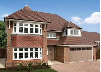 Thumbnail 4 bed detached house for sale in Maple Gardens, Offenham Road, Evesham, Worcestershire