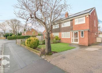 Thumbnail 5 bed semi-detached house for sale in Brooklands Road, Parkgate, Neston, Cheshire