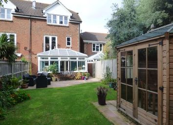 Thumbnail 3 bed detached house for sale in Orchard Close, Hayling Island