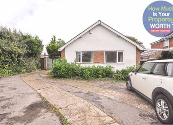 Thumbnail 4 bed bungalow to rent in Kimbolton Road, Bedford