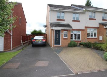 Thumbnail 3 bed semi-detached house for sale in 3 Copsewood Crescent, Coatbridge, North Lanarkshire