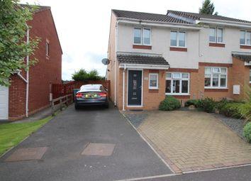 Thumbnail 3 bed semi-detached house for sale in 3 Copsewood Crescent, Coatbridge, North Lanarkshire