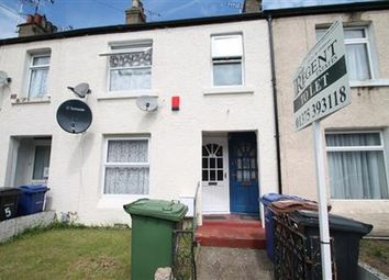 Thumbnail 2 bed flat to rent in College Road, Grays, Essex
