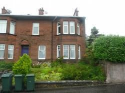 Thumbnail 2 bedroom flat to rent in Dean Road, Kilmarnock