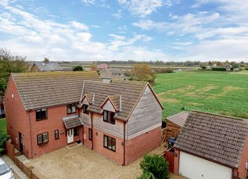Thumbnail 4 bed detached house for sale in Estelle Close, Ramsey St. Marys, Ramsey, Huntingdon