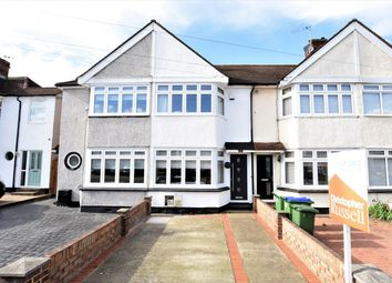 Thumbnail 2 bed terraced house for sale in Harborough Avenue, Sidcup