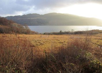 Thumbnail Land for sale in Avernish: 2 Large Plots, Loch Views, Water On-Site, Outline Planning, Mainland