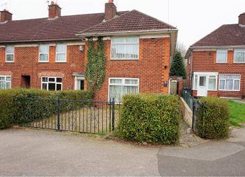 Thumbnail 3 bedroom end terrace house for sale in Newlyn Road, Birmingham