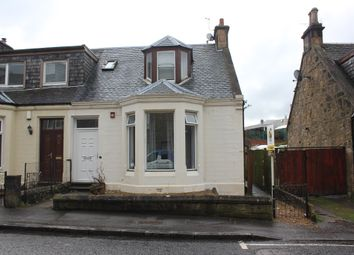 Thumbnail 3 bedroom semi-detached house for sale in Wallace Street, Falkirk