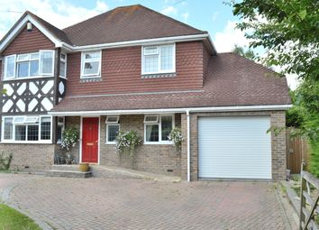 Thumbnail 4 bed detached house for sale in Wellsworth Lane, Rowlands Castle