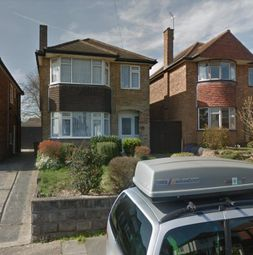 Thumbnail 3 bed detached house for sale in Bankfield Drive, Bramcote, Nottingham