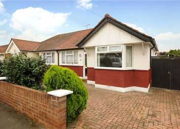 Thumbnail 2 bedroom semi-detached bungalow for sale in Kingsway, Staines-Upon-Thames, Surrey